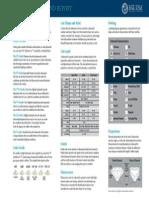 Cut Grade Diamond Report Cover Interior