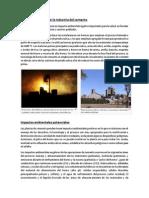 Impacto Ambiental de La Industria Del Cemento