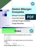 Sistem Bilangan Kompleks