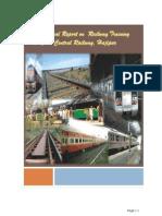 Training Report on Telecommunication and Signal-Indian Railways