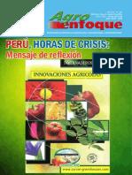 Agricultura , Nutrición y Seguridad Alimentaria