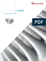 NXDS Dry Scroll Pump Brochure