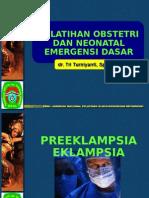 Preeklampsia Eklampsi