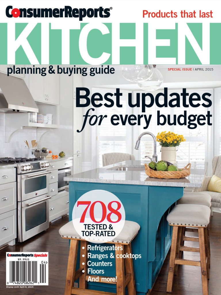 Consumer Reports Kitchen Planning And Buying Guide 2015 04 Business Technology Engineering
