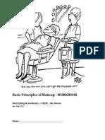 Basic Principles of Makeup Work Book 1