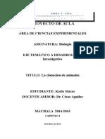 Proyecto de aula de BiologÃ-a 3B .docx