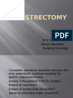 D2 Gastrectomy