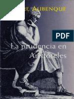 Aubenque. La prudencia en Aristóteles.pdf