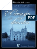 El Corazon de La Doncella - Monica Penalver