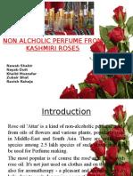 2 Rose Perfume