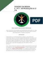 As Autoridades Da Missa Gnóstica - Pt.1 Introdução & o Sacerdote - The Officers of the Gnostic Mass – Pt.1 Introduction & the Priest