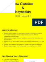unit 9 - lesson 9 4 - new classical-keynesian