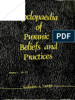 Encyclopaedia of Puranic Beliefs and Practices Vol. I - Sadashiv a. Dange_Part1