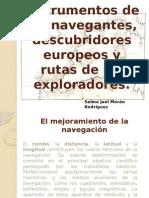 Era de los Descubrimientos - Navegación en Europa