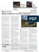 Electrical Tester July 2013