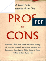A Guide to the Controversies of the Day Pros and Cons - Samuel Glover