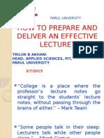 Presentation of Fdp_trilok