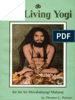 The Living Yogi - Thomas L. Palotas