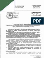 APEL Evaluarea Proiectelor de Manuale Scolare Pentru Inv. Primar 2015-2016 (1)