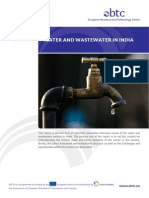 111031 SNA Snapshot Water and Waste Water in India