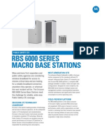 Rbs 6000 Series Product Spec Sheet 1104-1