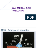 193609981 Manual Metal Arc Welding