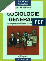 Mihailescu - Sociologie Generala - Doar Capitolul 5