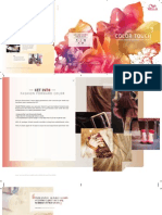 Wella Color Touch Technical Folder