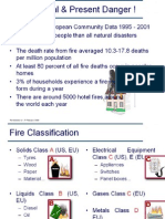 Fire Fighting and Its Prevention