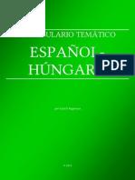diccionario español- húngaro