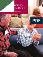 Envejecimiento y Síndrome de Down - Una Guía de Salud y Bienestar