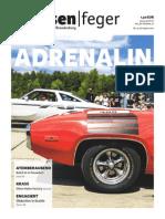 strassenfeger Ausgabe 15/2015 - Adrenalin