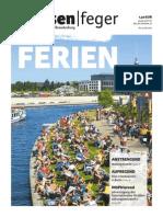 strassenfeger Ausgabe 14/2015 - URLAUB
