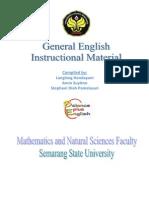 General English Material