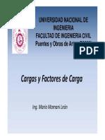 03_Cargas y Factores de Carga_2015
