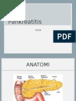 Pankreatit Is