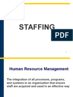 Staffing II