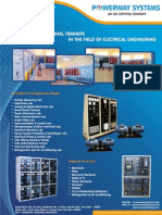 Electrical Machine lab, Power System Lab, Electrical Drive Lab