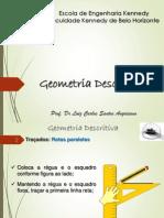 Geometria Descritiva Aula 2