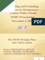 Montgomery Co SMHC 11-09