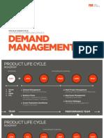 Demand Management & Scrum Cycle