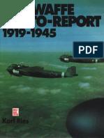 Luftwaffen Fotoreport 1919 Bis 1945 (Motorbuchverlag)