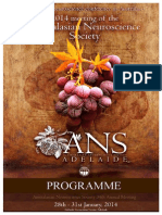 Brochure about Neuroscience Program Guide