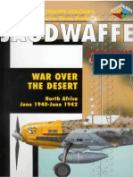 Jagdwaffe - Luftwaffe Colours Vol 3 Section 3 - War Over the Desert