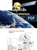 Satellite Subsystems Ppt