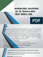Presentacion Revision Por La Direccion