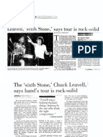 Interview with Rolling Stones Keyboardist Chuck Leavell
