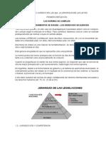 ORDENAMIENTO JURÍDICO NACIONAL APLICADO AL SISTEMA NACIONAL DE ÁREAS PROTEGIDAS A CARGO DE LA ADMINISTRACIÓN DE PARQUES NACIONALES