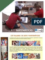 Talleres de Arte y Matemáticas. Dolors Todolí