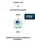 Disaster Management Booklet DRAFT